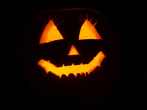 Halloween, Traditions and Beeswax Candles