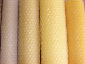 Beeswax - Contrast in Colours