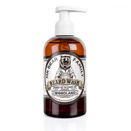 MR. BEAR BEARD WASH WOODLAND