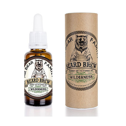 MR. BEAR BEARD OIL WILDERNESS