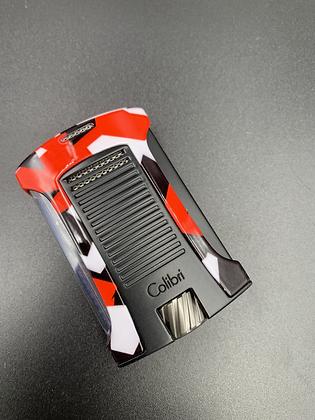 Colibri aansteker Camo red