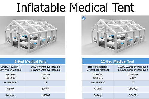 Medikal Çadır - Medical Tent
