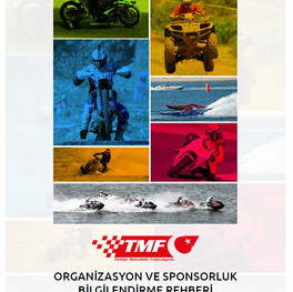 TMF Organizasyon ve Sponsorluk Dosyası Yayınladı