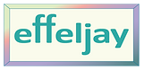 Effeljay picture framing logo