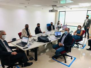 Reunião da Comissão Temática de Avaliações e Perícias do CONFEA