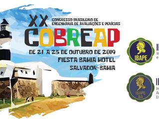 COBREAP 2019 - Inscrições Abertas