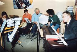 ορχήστρα σπουδαστών και καθηγητών