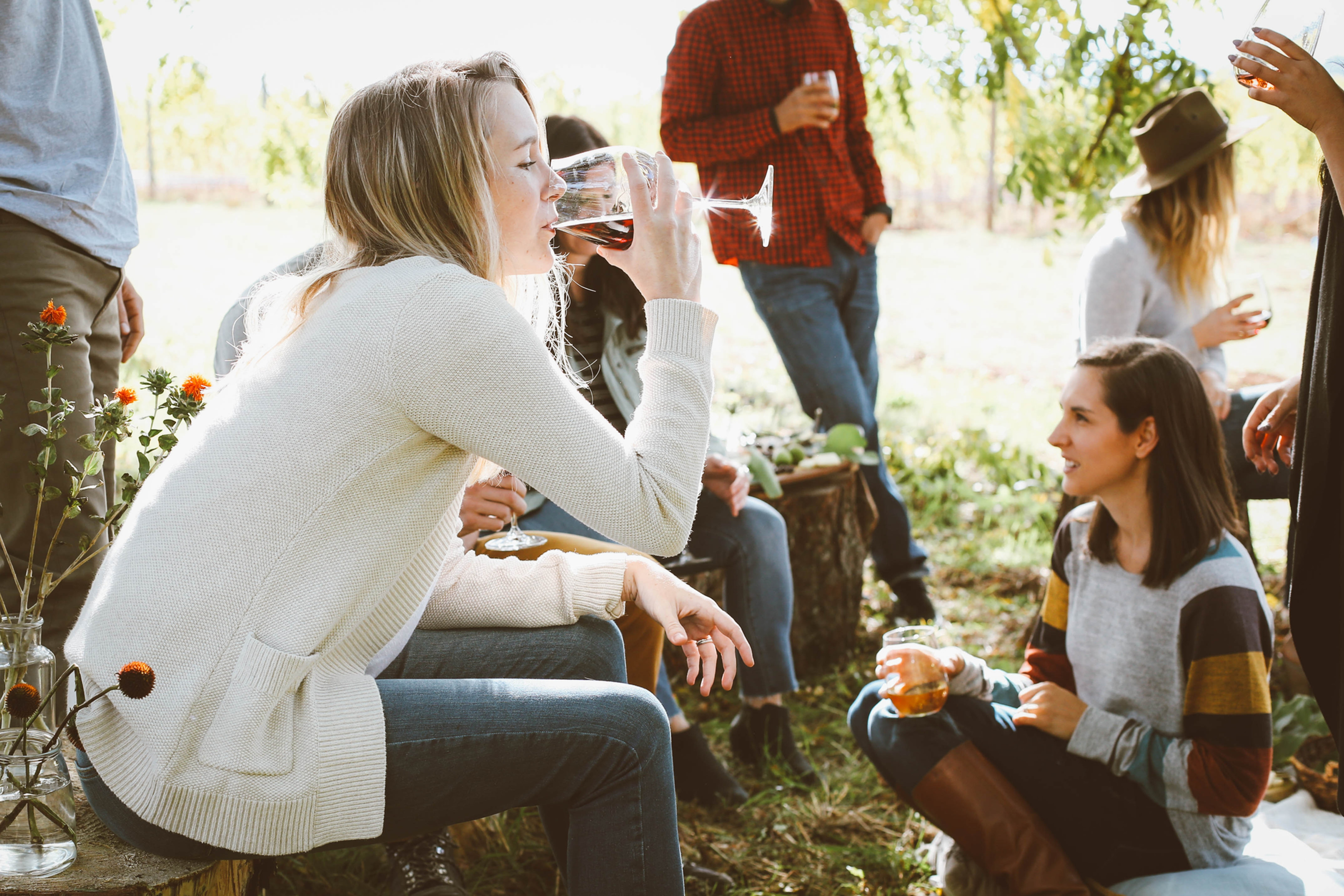 Custom Wine tasting with Friends