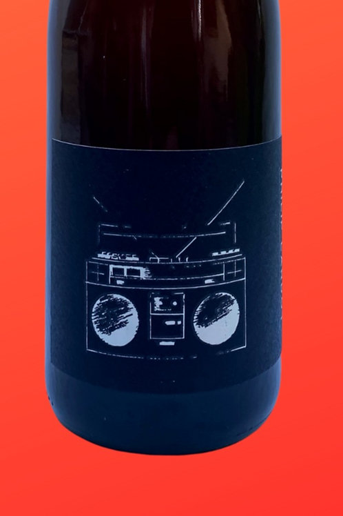 Beat Box label Philip Lardot Pinot Gris Natural wines