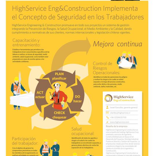 Infografía Revista Minería