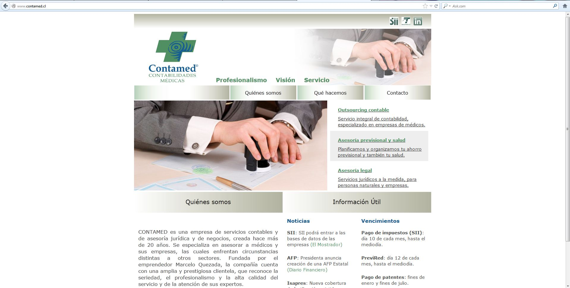 www.contamed.cl