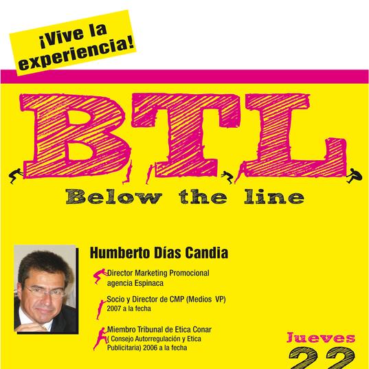 Afiche BTL, ULDA