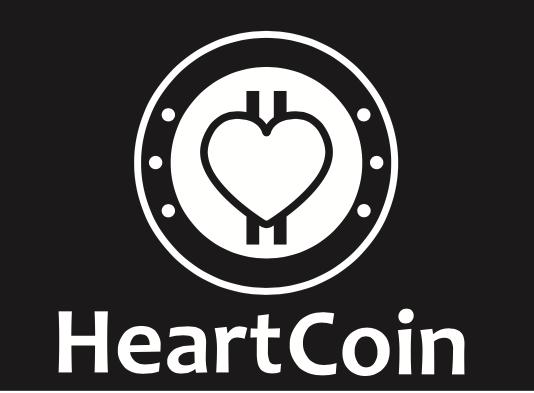 Imagologo Heart Coin