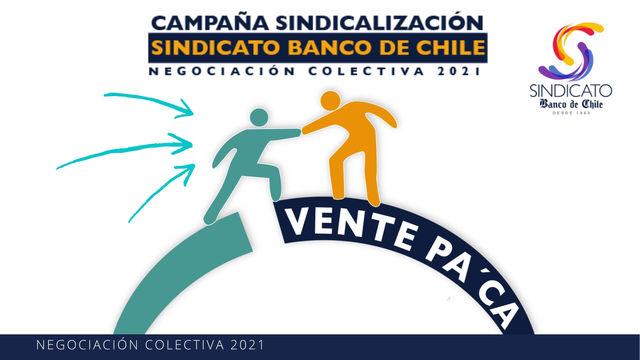 ¡Vente pa´ca! Campaña sindicalización