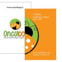 Tarjetas presentación Oncoloop