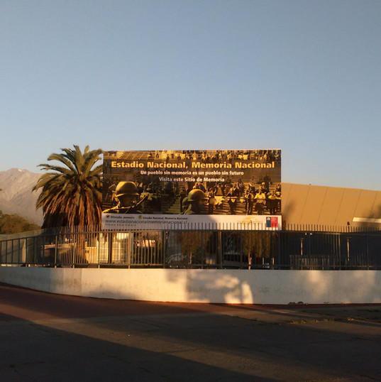 Gigantografía Estadio Nacional