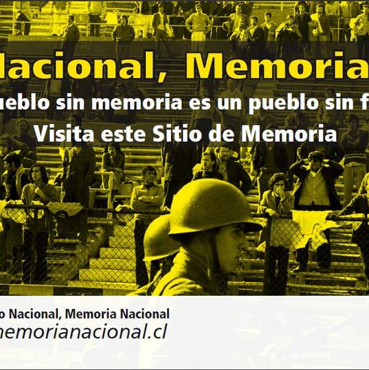 Gigantofrafía Estadio Nacional