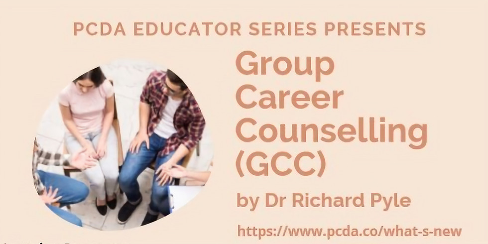 Group Career Counselling (GCC) - Session 1