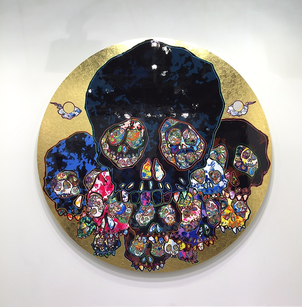 Takashi MURAKAMI | Art Basel HK 2016