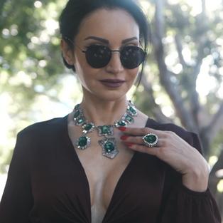 Angela Clark Fashion video