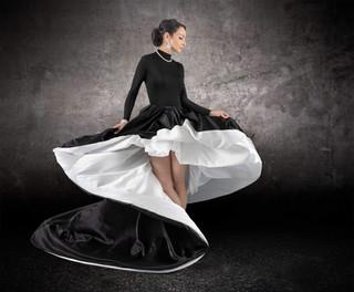 Dancing is a silent poetry..