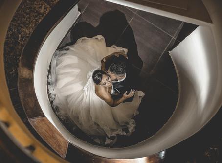 Κινηματογραφική φωτογράφηση γάμου
