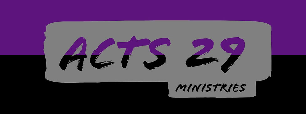 Acts 29 Ministries