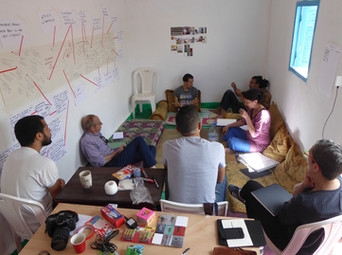 Collective workshop on Azemmour's heritage