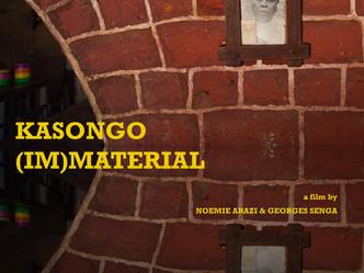 Teaser KASONGO (IM)MATERIAL