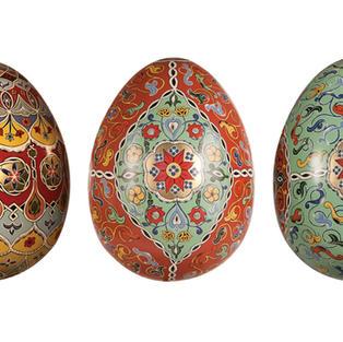 The Faberge Big Egg Hunt 2012