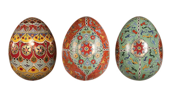 The Faberge Big Egg Hunt