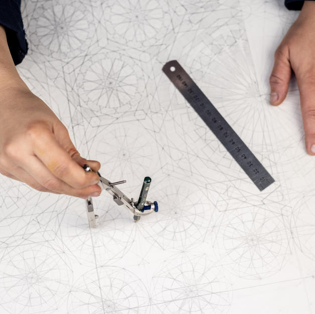Drawing Geometry with a Compass and Ruler