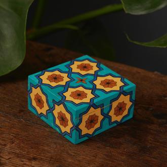 Small Square Box