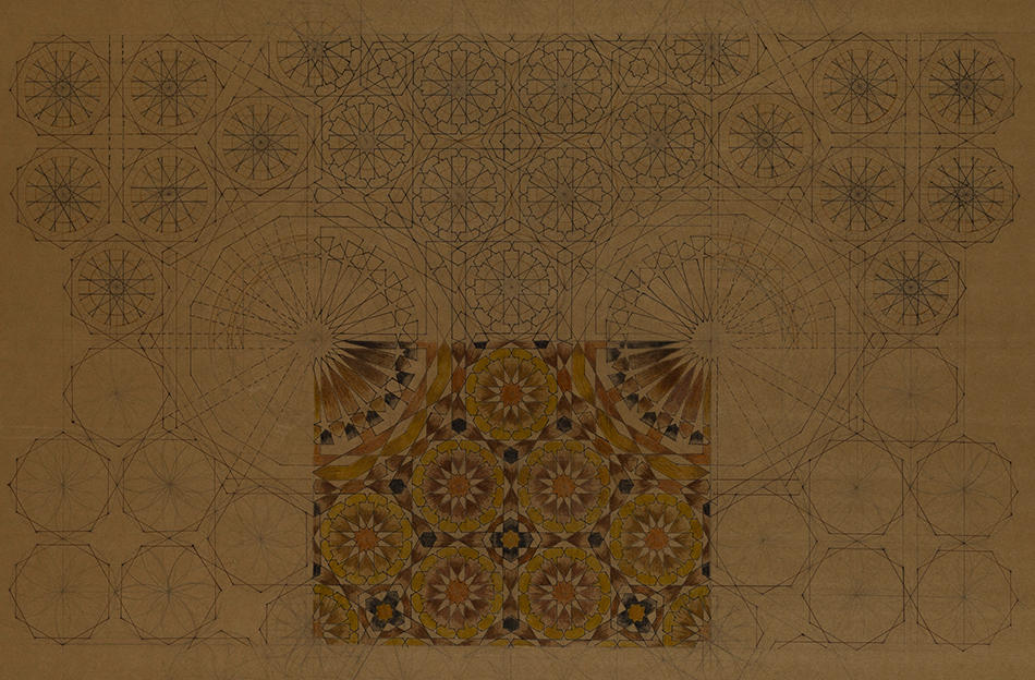 Geometric Study of 24 Fold Design 1