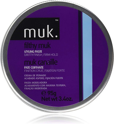 Filthy Muk Gritty Finish Hair Paste 95g