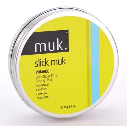 Slick Muk Pomade Finish Hair Paste 95g