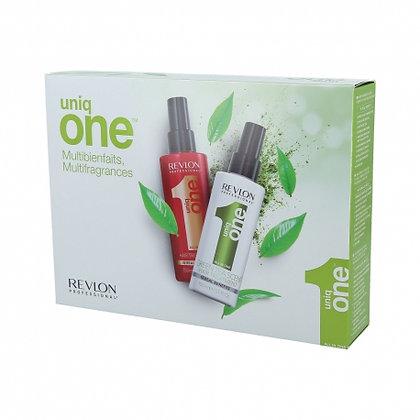 Uniq One All In One Classic & Green Tea Set