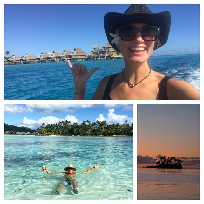 Leaving French Polynesia....