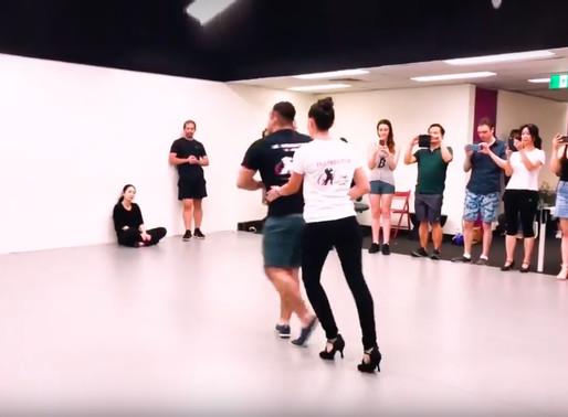 Beginner Salsa Dance Classes - North Shore Sydney