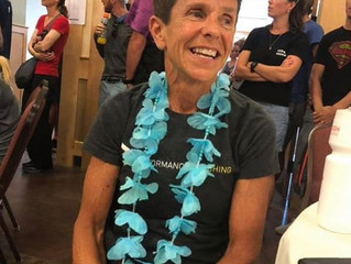 InsideOut client: Mary Wakeham Qualifies for Ironman World Championships in Hawaii