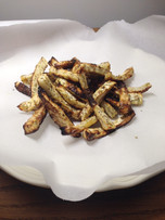 Baked Celery Root Fries