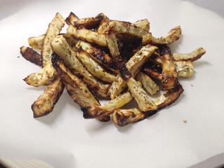 Baked Celery Root Fries