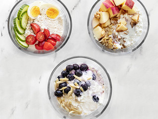 Cottage Cheese Bowls