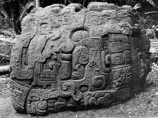 Les ruines de Quiriguá