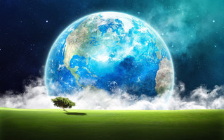 la Terre vit et respire
