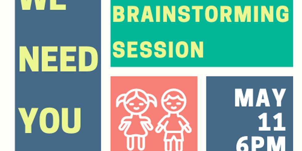 Children's Ministry Brainstorming Session
