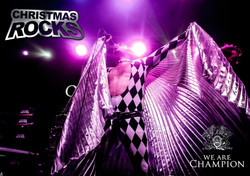 Christmas Rocks Queen