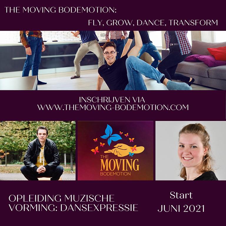 Opleiding dansexpressie voor de lagere school