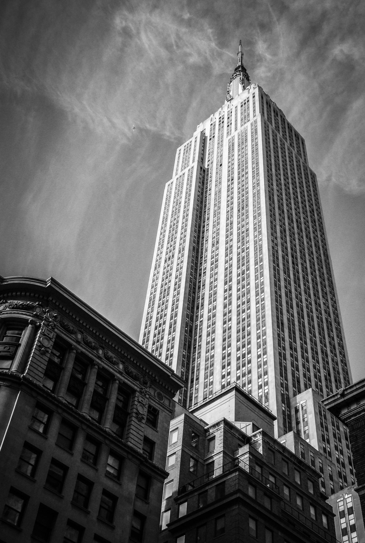 Empire State Building, NYNY