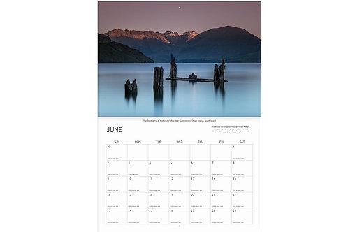 2019 NZ Landscape Calendar